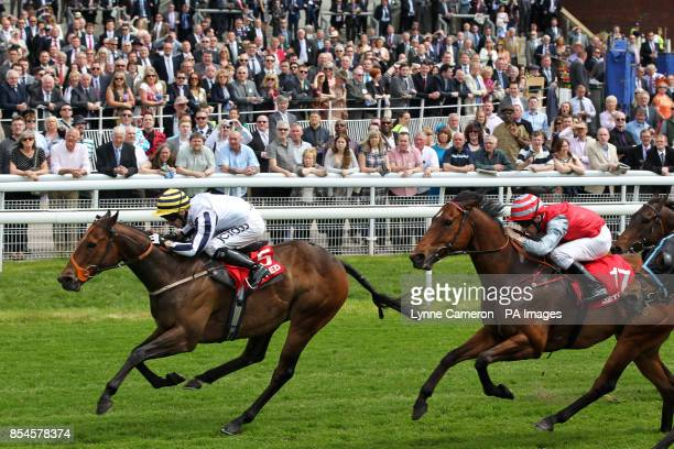 Graham Lee wins The Betfred supports Jack Berry House Stakes during day two of the Dante Festival at York Racecourse PRESS ASSOCIATION Photo Picture...