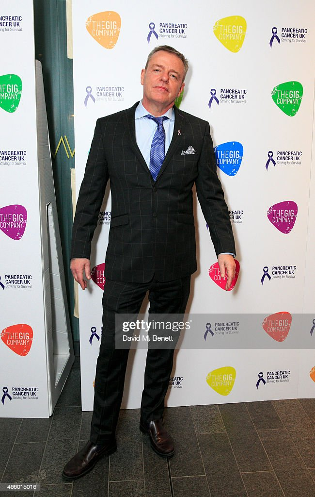 An Evening With Suggs & Friends In Aid Of Pancreatic Cancer UK