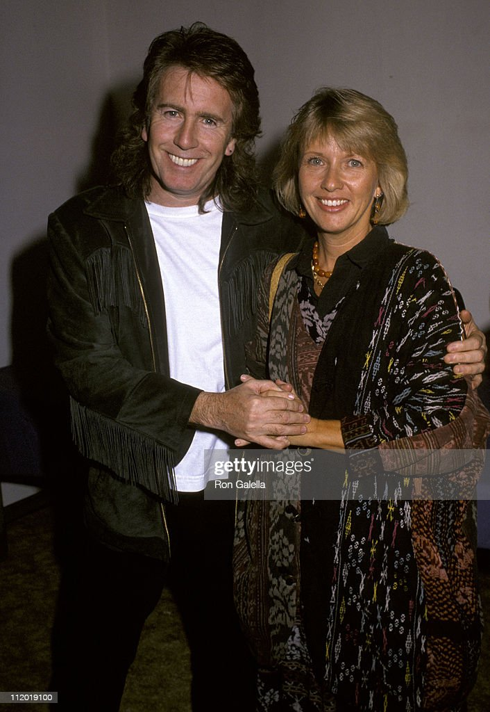 Graham Nash And Wife