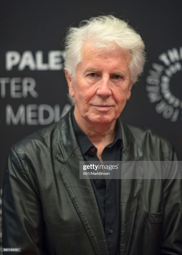 Graham Nash attends All You Need Is The Summer Of Love performance and discussion at The Paley Center for Media on June 6, 2017 in New York City.