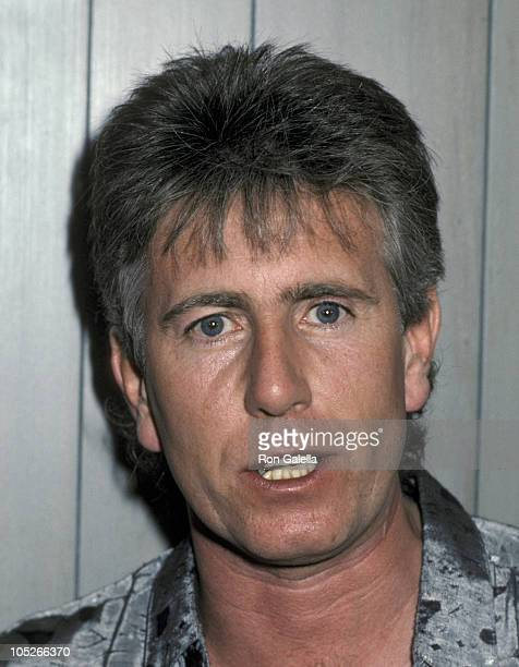 Graham Nash during 'Welcome Home Vets' February 24 1986 at The Forum in Los Angeles California United States