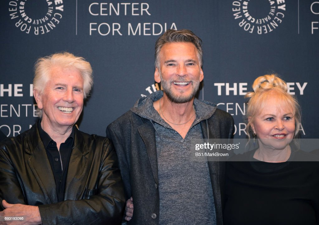 Graham Nash, Kenny Loggins, and Michelle Phillips attend All You Need Is The Summer Of Love performance and discussion at The Paley Center for Media on June 6, 2017 in New York City.