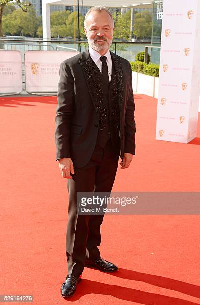 Graham Norton attends the House Of Fraser British Academy Television Awards 2016 at the Royal Festival Hall on May 8 2016 in London England