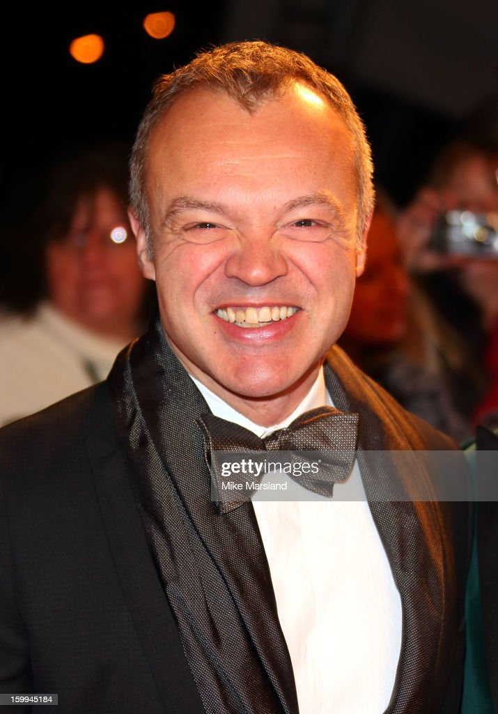 <a gi-track='captionPersonalityLinkClicked' href=/galleries/search?phrase=Graham+Norton&family=editorial&specificpeople=206423 ng-click='$event.stopPropagation()'>Graham Norton</a> attends the National Television Awards at 02 Arena on January 23, 2013 in London, England.