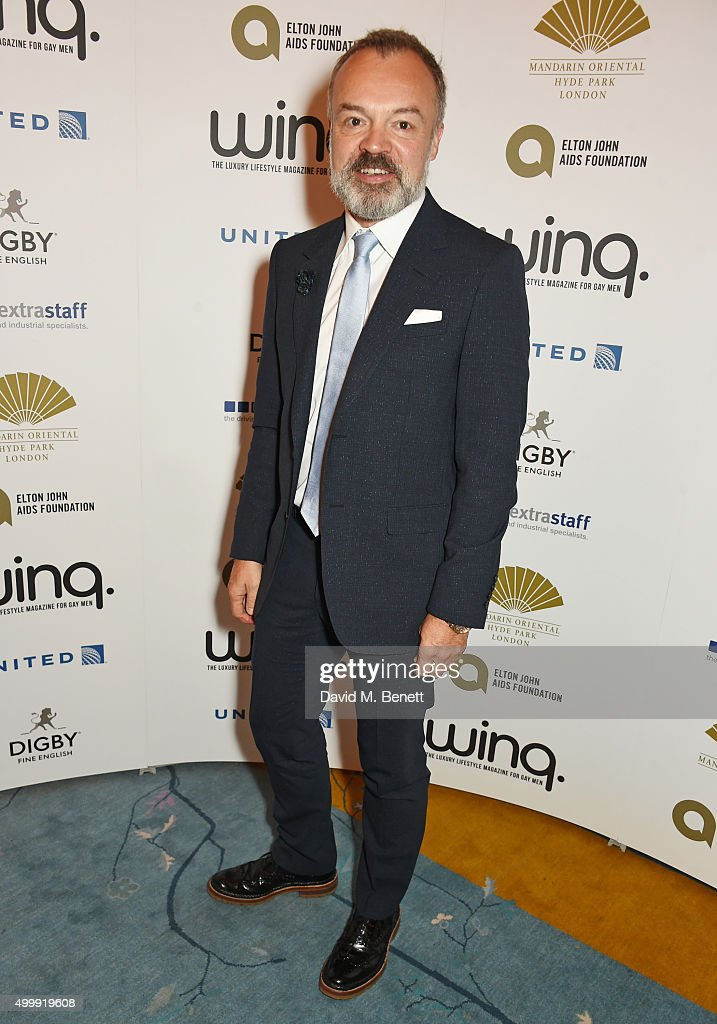 Winq Magazine Men Of The Year Lunch To Benefit The Elton John Aids Foundation