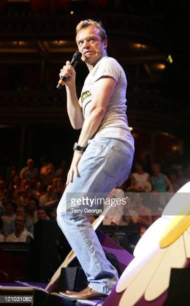 Graham Norton during Europride 2006 Show at Royal Albert Hall in London Great Britain