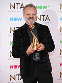 National Television Awards - Winners Room