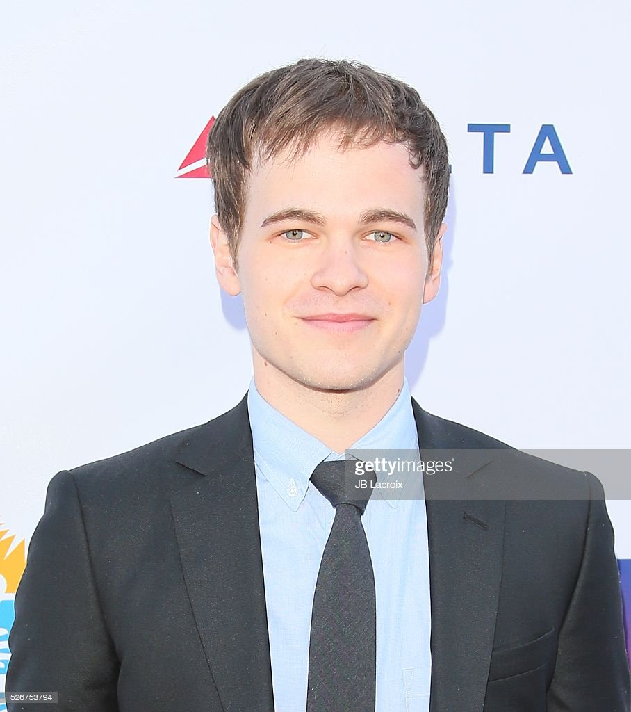 Graham Patrick Martin attends Covenant House Of California's Annual Fundraising Gala, A Night Honoring Our Stars at The Globe Theatre at Universal Studios on April 30, 2016 in Universal City, California.