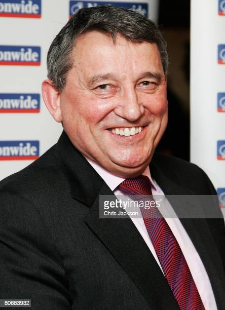 Graham Taylor is seen during the HMV Football Extravaganza to Honour Denis Law at the Hilton Park Lane on April 15 2008 in London England