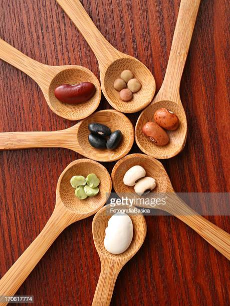 Grains and spoons