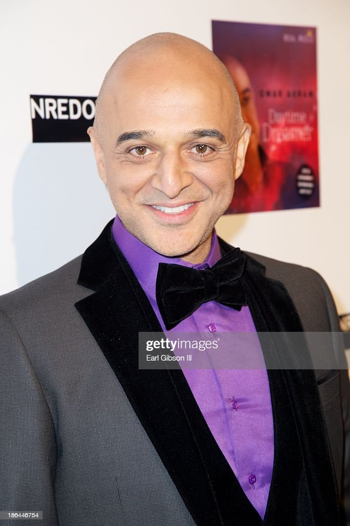 Grammy Award Winner <a gi-track='captionPersonalityLinkClicked' href=/galleries/search?phrase=Omar+Akram&family=editorial&specificpeople=10214793 ng-click='$event.stopPropagation()'>Omar Akram</a> attends his Album Release Party at House of Music & Entertainment on October 30, 2013 in Beverly Hills, California.