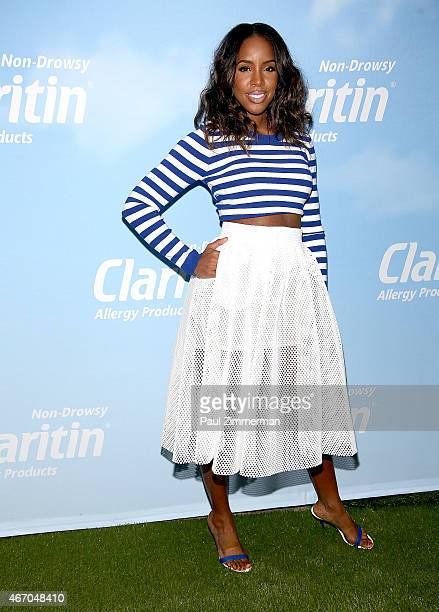 Grammy Awardwinning multiplatinum singer Kelly Rowland teams up with Claritin the proud Sponsor of Spring to kick off the season at Houston Hall on...