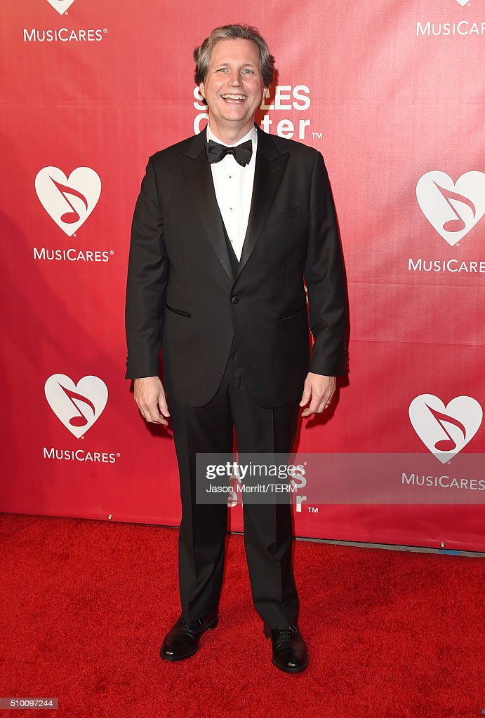 Grammy Music Educator of the Year Award recipient Phillip Riggs attends the 2016 MusiCares Person of the Year honoring Lionel Richie at the Los Angeles Convention Center on February 13, 2016 in Los Angeles, California.
