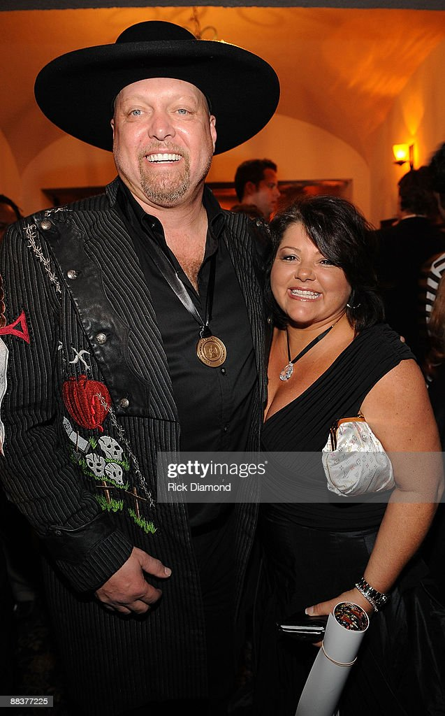 Grammy Nominee Eddie Montgomery of Montgomery - Gentry and Tracy Montgomery at The 50th Annual Grammy Awards, Special Merit Awards Ceremony & Nominee Reception held at The Wilshire - Ebell Theater in Los Angeles California on February 9, 2008