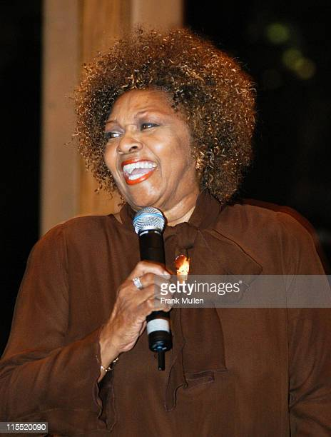GrammyAward winning artist Cissy Houston during 2003 Charity Guild Fundraiser with Cissy Houston at Country Club of the South in Atlanta Georgia...