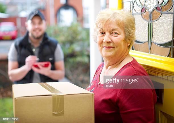 Gran soddisfazione per la consegna