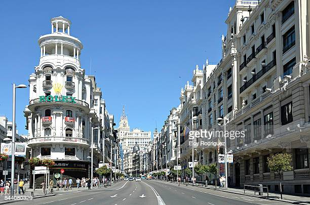 Gran Via from Alcala st.