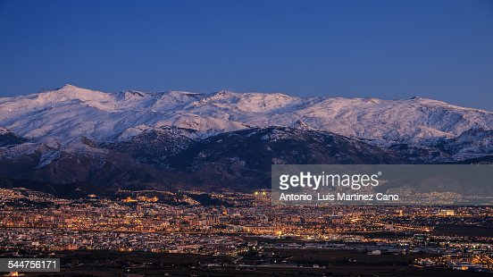 Granada and Sierra Nevada