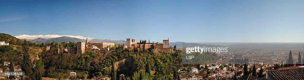Granada : Stock Photo