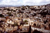 Granada Spain Granada a mythical city