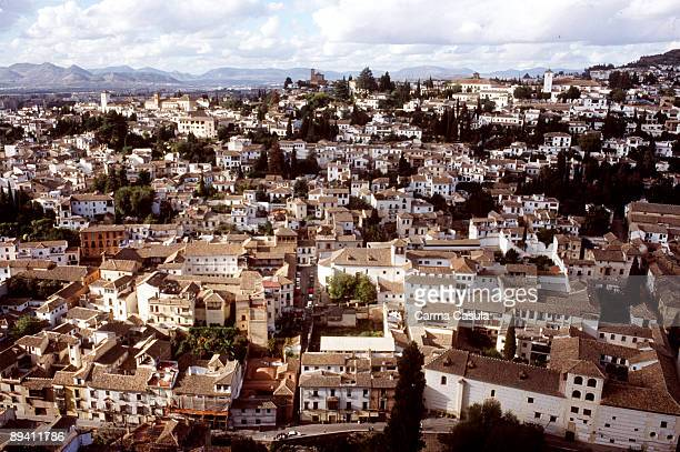Granada Spain Granada a mythical city