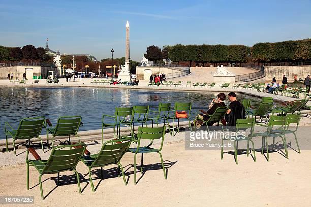 Grand Bassin of Tuileries Garden