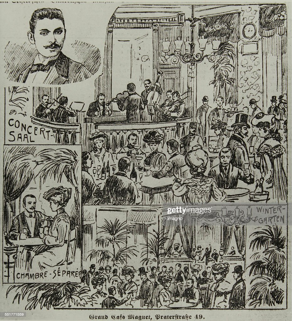 grand café magnet in vienna pictures getty images