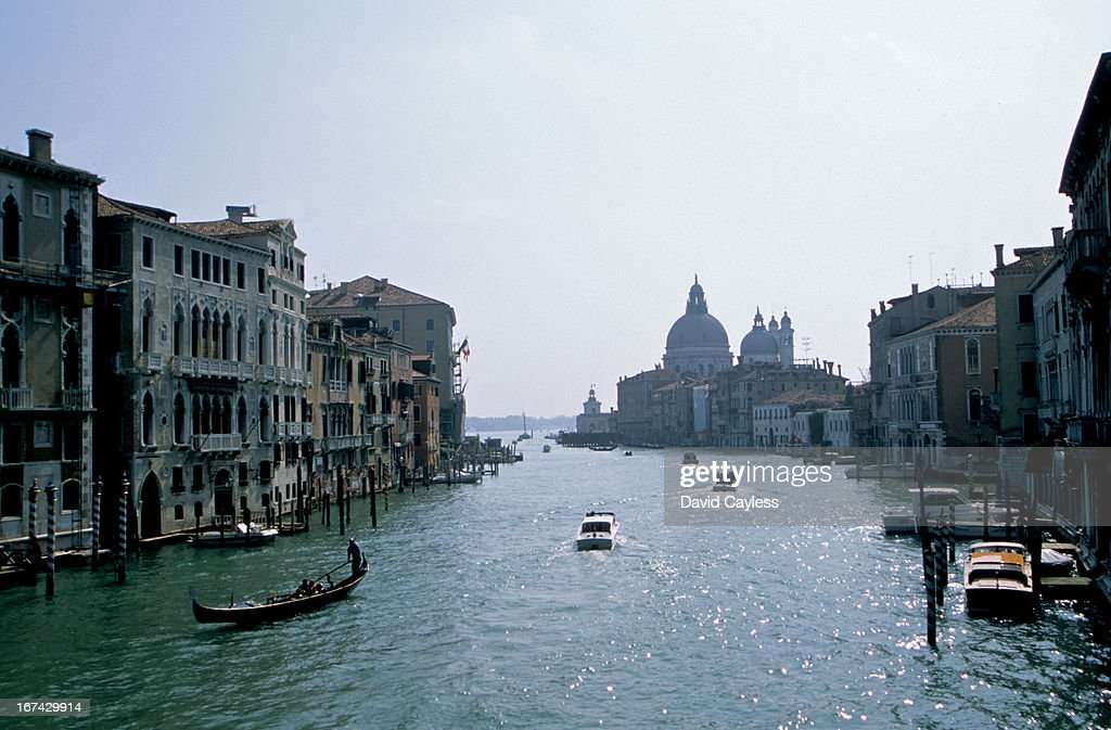 Grand Canal : Stock Photo