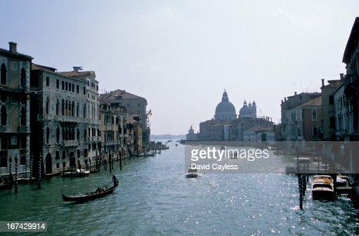 Grand Canal : Foto de stock