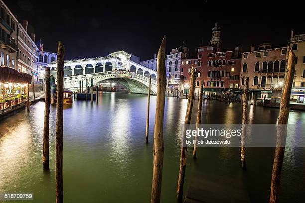 Grand Canal & Rialto Bridge