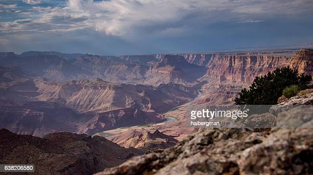 Grand Canyon Beneath Colorado Plateau