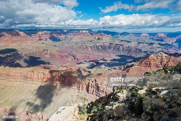 Grand Canyon (South Rim) in Desert View Point
