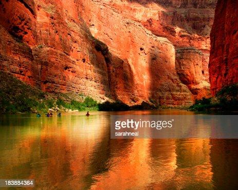 Grand Canyon Kayakers