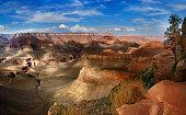 Grand Canyon National Park (South Rim), Arizona USA - Landscape