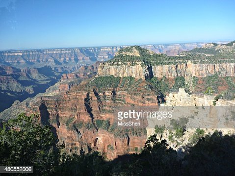 Grand Canyon North Rim : Stock Photo