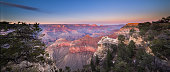 Sunset at Grand Canyon National Park