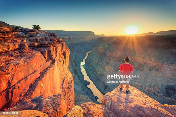 Grand Canyon, Toroweap lookout