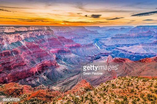 Grand Canyon, USA : Stock Photo