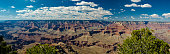 Panoramic View of Grand Canyon from Yaki Point