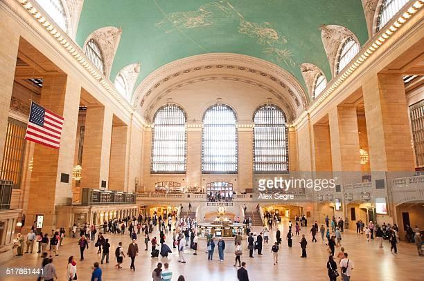 Grand Central Terminal New York City USA