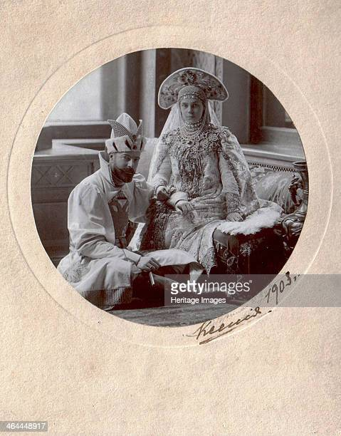 Grand Duke Alexander Mikhailovich and Grand Duchess Xenia Alexandrovna of Russia 1903 Grand Duke Alexander was the fourth son of Grand Duke Michael...