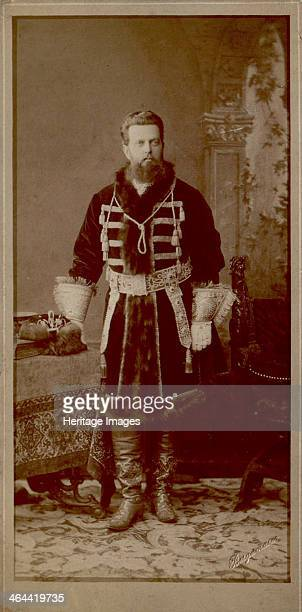 Grand Duke Vladimir Alexandrovich of Russia 1903 The third son of Tsar Alexander II Grand Duke Vladimir was the senior Romanov Grand Duke during the...