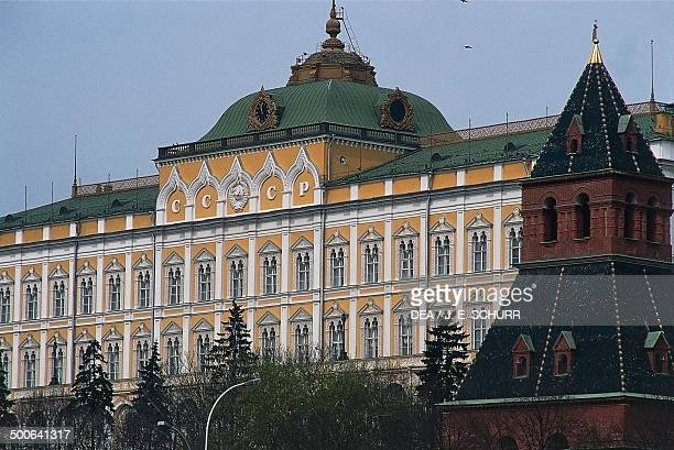Grand Kremlin palace 18371850 Moscow Russia