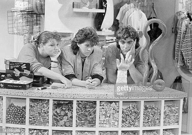 LIFE 'Grand Opening' Episode 3 Aired Pictured Mindy Cohn as Natalie Letisha Sage Green Nancy McKeon as Joanna 'Jo' Marie Polniaczek Bonner George...