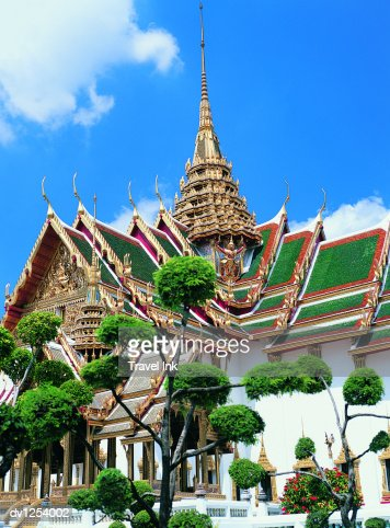 Grand Palace, Bangkok, Thailand : Stock Photo
