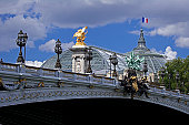 Grand Palace, Pont Alexandre III Bridge