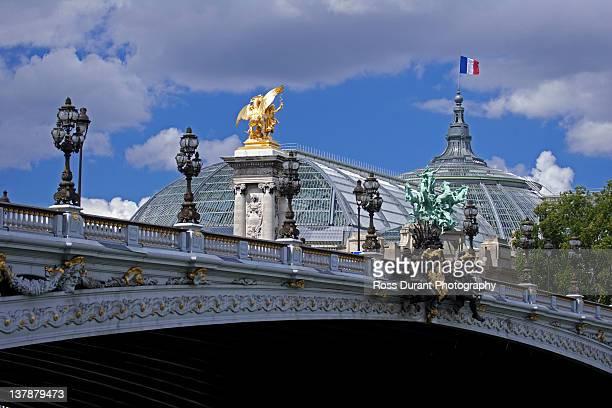 Grand Palace, Pont Alexandre III Bridge