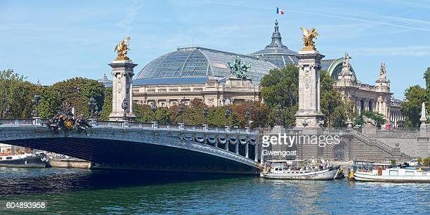 Grand Palais and the Pont Alexandre III
