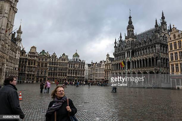 Gran lugar en Bruselas