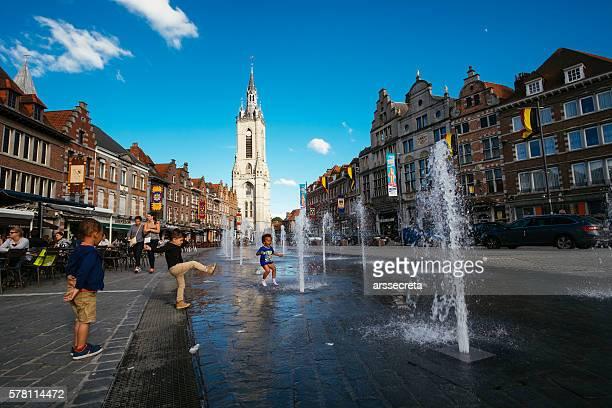 Grand Place of Tournai